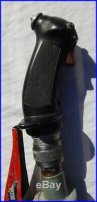 USAF NAA F-100 Super Sabre Super Sonic Jet Fighter Pilot's Control Stick & Grip