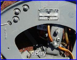 USAF NAA F-100 Super Sabre Super Sonic Jet Fighter Pilot's Throttle Quadrant