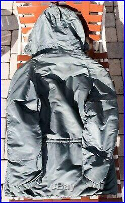 USAF N-3B Aircrew Jacket, D-1B Pants & Moccasin High Top Survival Kit (MINT)