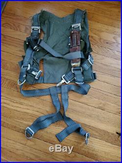 USAF Vietnam era pilots kit, US Air Force TAC, G-Suit & Survial Vest