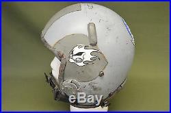 USAF Vintage 1980's 526 Fighter Squadron Gentex Flyer's Helmet