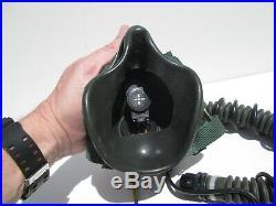 USA AIR FORCE MBU-5/P OXYGEN MASK MINT Condition Beautiful Gentex
