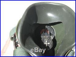 USA AIR FORCE MBU-5/P OXYGEN MASK Near MINT Condition Beautiful