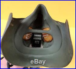 US AIR FORCE TYPE MBU-3/P OXYGEN MASK WithMICROPHONE
