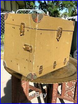 US Air Force Army Photo Tool & Repair Kit WWII Field Box Cappel & Sons RARE