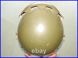 US Army Vietnam HUEY HELICOPTER PILOT USAF FAC AFH-1 FLIGHT HELMET Vtg RARE