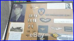 US WW2 Army Air Force Pilot Grouping 365th Fighter Group 387th Fighter Squadron