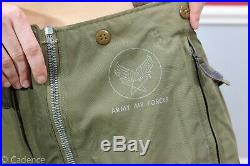 US WW2 Army Air Forces Corps A-11-A Lined Extreme Cold Weather Flight Pants J86