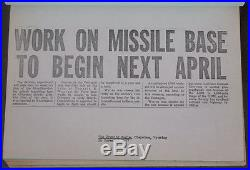 United States Air Force Ballistic Missile Program as Related to Francis E