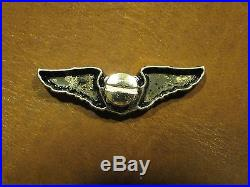 United States Air Force Pilot Wings Insignia Screw Back Concho USAF Qty Discount