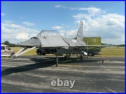 Usaf F-16 Prototype Ground Decoy From The Us Air Force Museum