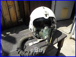 Usaf hgu-22 flight helmet withmbu-5 oxygen mask
