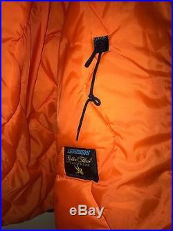 VINTAGE MILITARY Men's Golden Fleece SNORKEL PARKA Coat USAF Coyote FUR 52/54