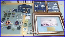 VINTAGE USAF UNITED STATES AIR FORCE NAMED COLLECTION COLONEL SHIRLEY FONTES