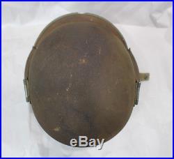 Vintage Wwii World War 2 Us Army Air Force M3 Flak Helmet