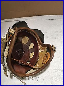 VTG USAF United States Air Force Helmet Mask Pilot Shell Visor General Tire P-48