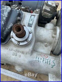 Very Rare WW2 German Airforce Luftwaffe JU88 Rear Rudder Adjusting Motor System