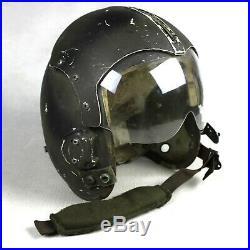 Vietnam Us Army Us Air Force Usaf Afh-1 Helicopter Flight Helmet Visor Pilot