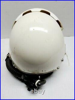 Vietnam era USAF pilot HGU-2A/P flight helmet with 1962-63 MBU-5/P oxygen mask