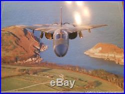Vintage Collection USAF Veitnam Bomber F111 Coveralls Jacket Patches VGUC