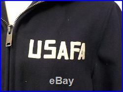 Vintage US Air Force Academy Cadets Parka