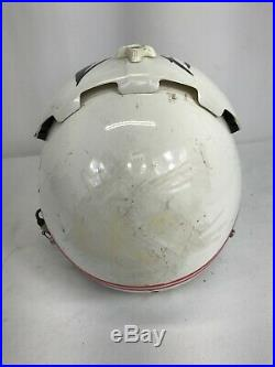 Vintage US Air Force Pilots Flight Helmet