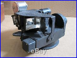 Vintage U. S. Army World War II Air Forces SEXTANT A-10A Ansco with Case Military