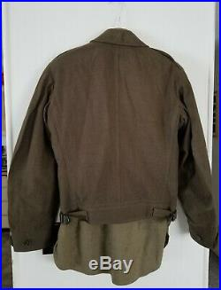 WW2 9TH, 8TH airforce master sgts uniform, wings, ribbons