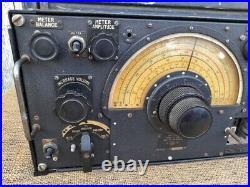 WW2 Lancaster R1155 A Radio Receiver Superb Example
