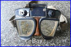 WW2 Original RAF Royal Air Force flying goggles MK VII