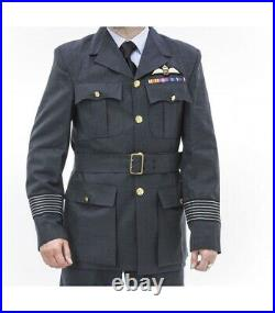 WW2 RAF officers TUNIC MADE TO YOUR SIZES