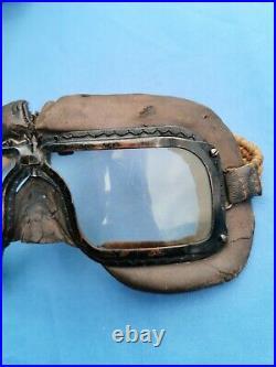 WW2 RCAF/RAF MKIII flying goggles