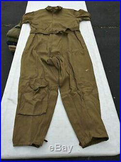 WW2 US Air Force A-4 Flight Suit Size 44
