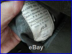 WW2 US Army 8th Air Force officer's uniform Named coat & cap