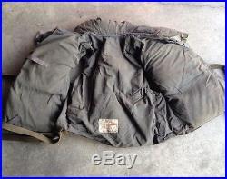 WW2 US Navy/Air Force 1940's USN Life Vest Kapok Life Jacket