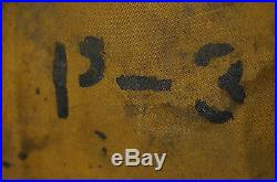 WW2 US USAAF Army Air Force P-3 Pilots B-4 Mae West Life Preserver Vest