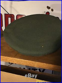 WW2 United States Air Force Hat Miltary Antique