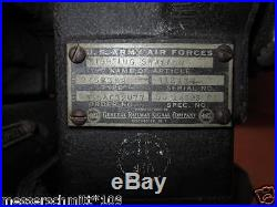 WW2 United States Army Air Force Gun Sight Station B-29 Superfortress RARE