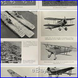 WW2 Yearbook 1936 about German Luftwaffe, Air Force, Aviation Wehrmacht