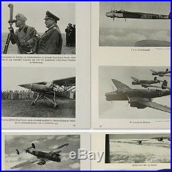 WW2 Yearbook 1938 about German Luftwaffe, Air Force, Aviation Wehrmacht JU-86
