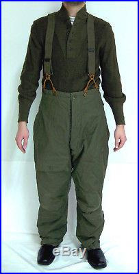 WWII Army Air Force Airman Flight Clothes