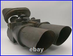 WWII German DF 10x80 Luftwaffe Flak Binoculars CXN WH LW Fernglas Original WW2