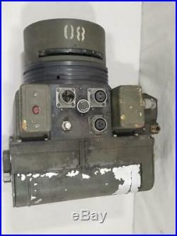 WWII K-21 Folmer Air Force Aircraft Camera w Kodak Aero Ekter 178mm F 2.5 Lens