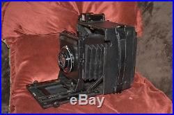 WWII US Army Air Force USAAF Camera Ground Type C-3 Graflex 4x5 Speed Graphic