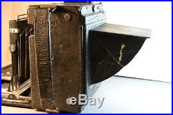 WWII US Army Air Force USAAF Graflex Speed Graphic Camera, Ground, Type C-3 4x5