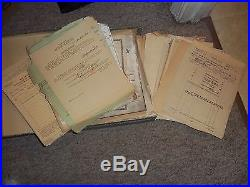 WWII WW2 US ARMY AIR FORCE 1OTH AIR FORCE CBI 98TH AIRDROME PHOTO ALBUM GROUPING