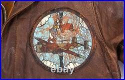 WW 2 A-2 831st Bomb Squadron 485th Bomb Group 15th Air Force Jacket