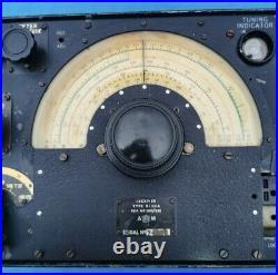 Ww2 RAF Lancaster R1155A Radio