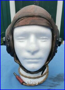 Ww2 RAF/USAAF A-11 flying helmet