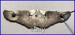 Ww2 Sterling Flight Surgeon Wing 3 Gemsco Us Army Air Force Wwii